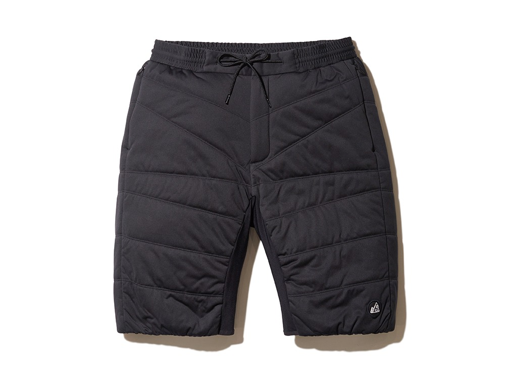 MM Flexible Insulated Shorts L Black
