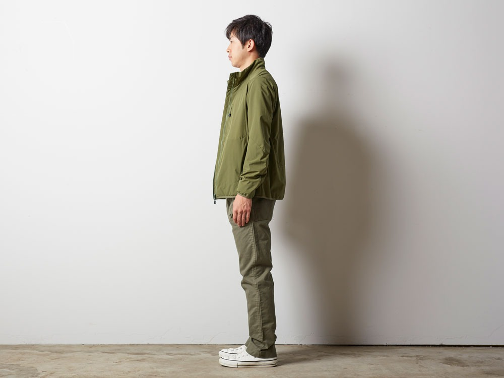2L Octa Jacket XL Olive2