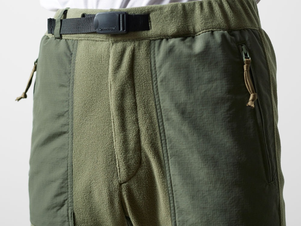 R/Pe Fleece Pants 1 Olive5