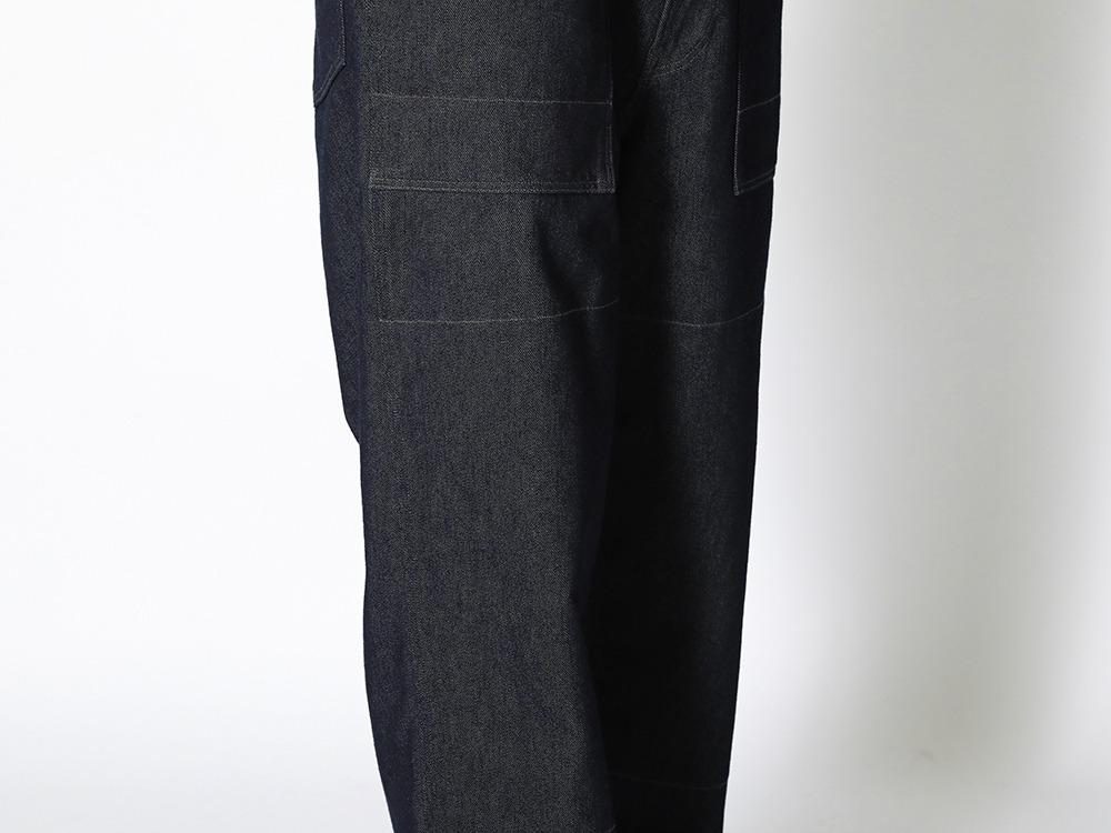 TAKIBI Denim Pants M Indigo