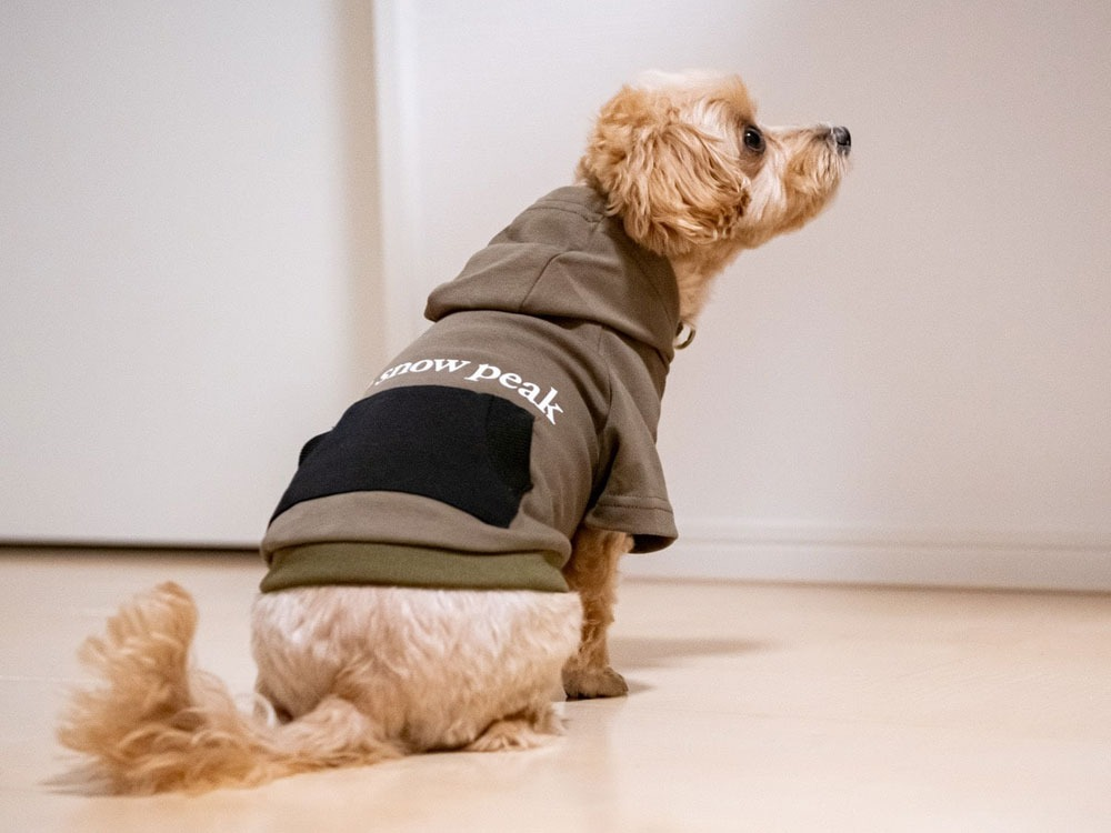 SP Dog Parka M Grey