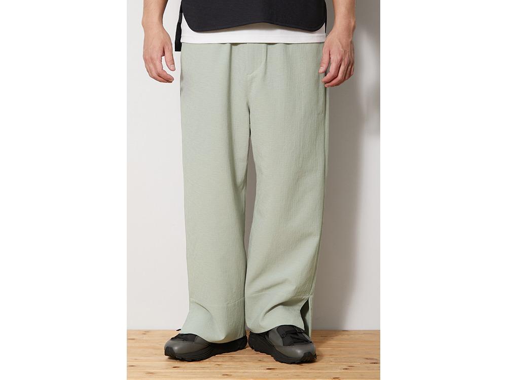Breathable Soft Pants M Black