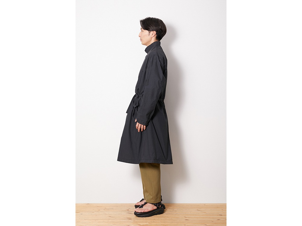 Proof Canvas Nurse Coat L Beige