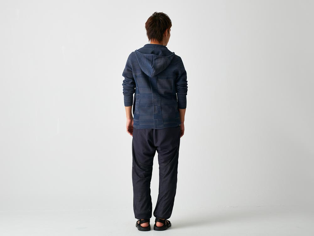 Insect Shield Pants L Navy3