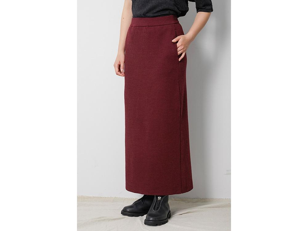 Li/W/Pe Skirt 1 Bordeaux