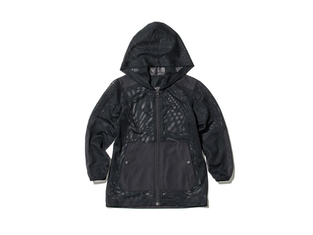 Kids Insect Shield Parka 3 Black