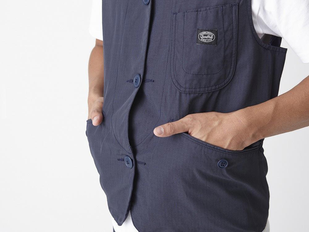 Ventile 3piece Vest #2 L Olive2