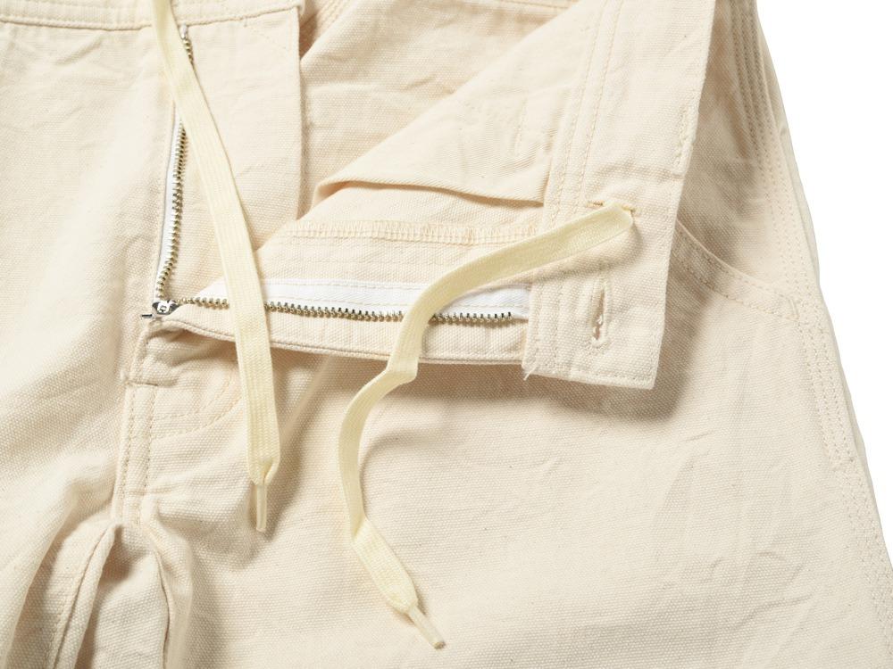 Okayama OX Pants M Ecru3