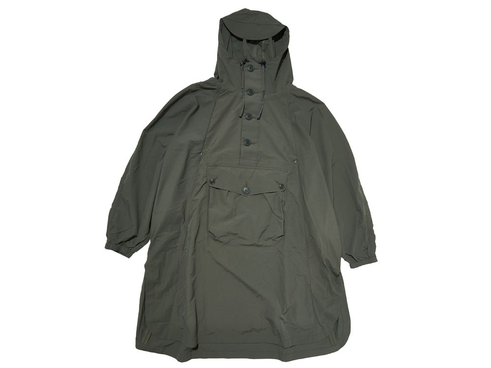 Camping Over Poncho XL Olive0