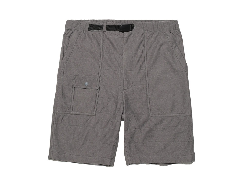 FlexibleInsulated Shorts 2 Grey0