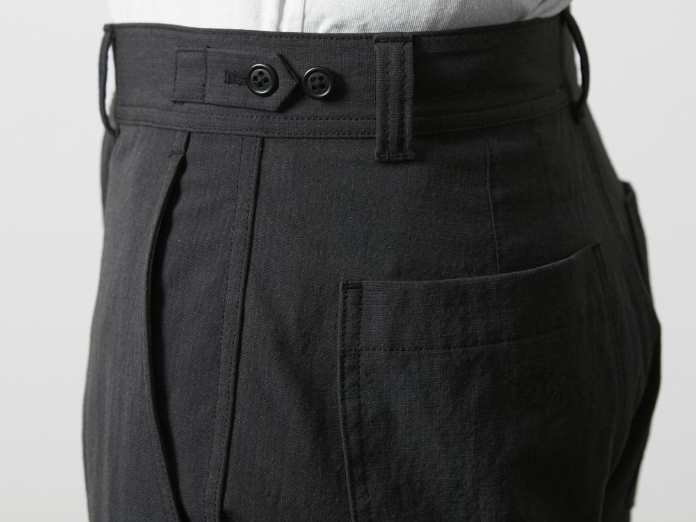 TAKIBI タキビパンツ M ブラック