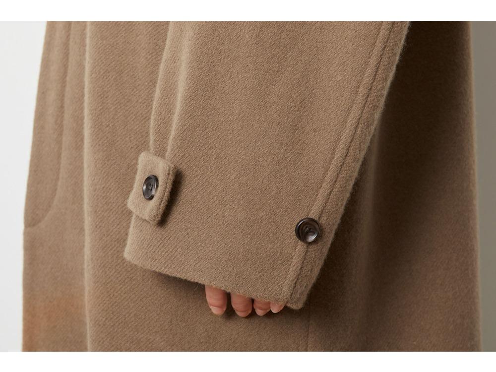 Wo/Ny Coat M Charcoal