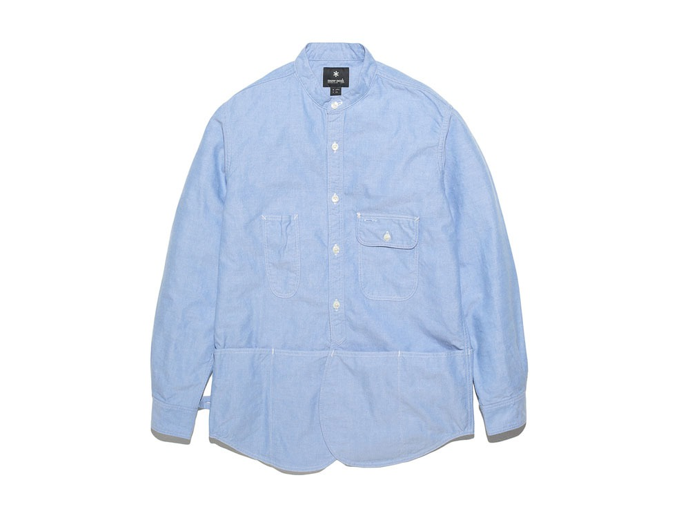Field Utility Shirt 2 Blue0