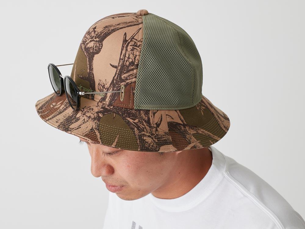 Mesh Hat 1 Brown2