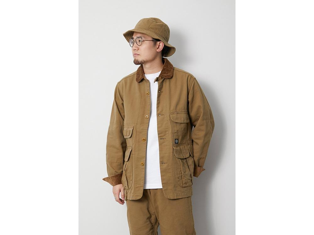 TAKIBI Duck Jacket M Beige