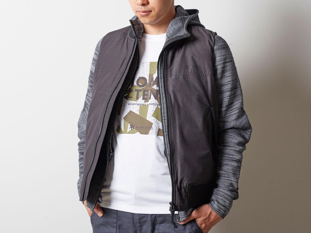 FR Down Vest XL Olive4