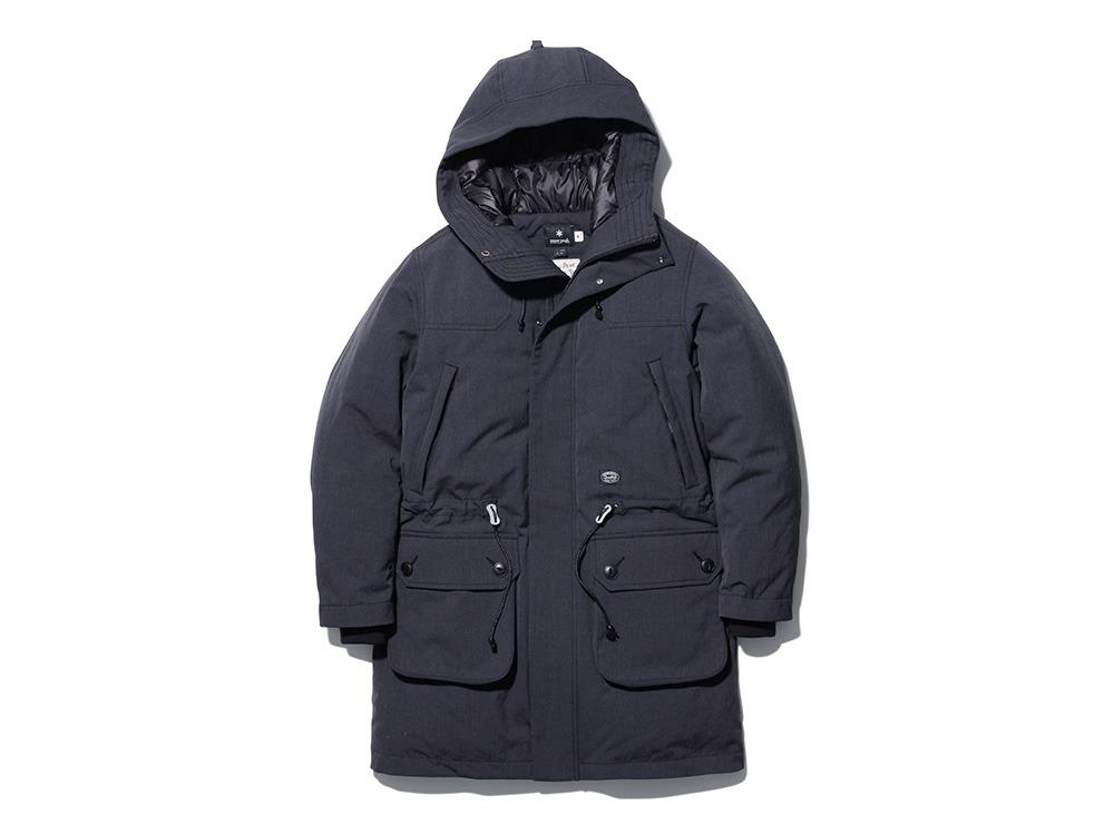 TAKIBI タキビダウンジャケット S ブラック