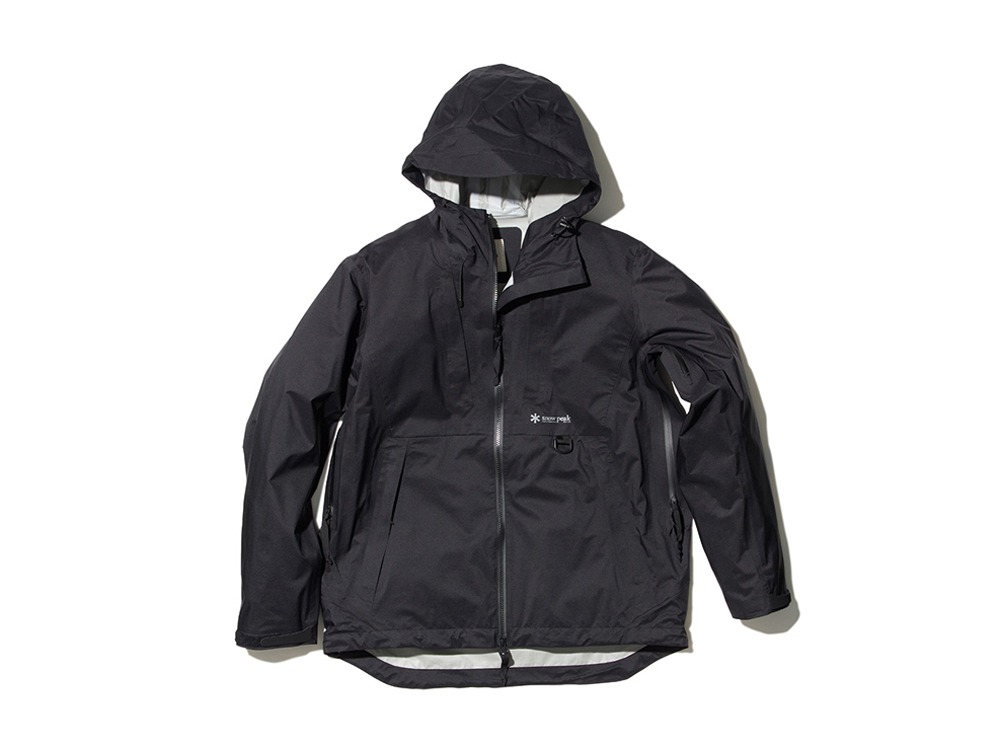 2.5L Wanderlust Jacket M Black