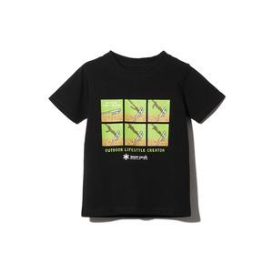 キッズ トートラインヒッチ Tシャツ