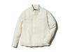 ドライ&ストレッチシャツ  M ホワイト