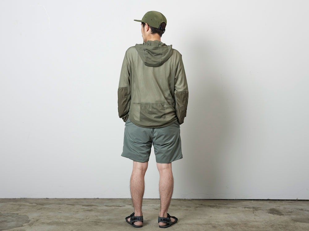 InsectShieldPullover XL Olive3