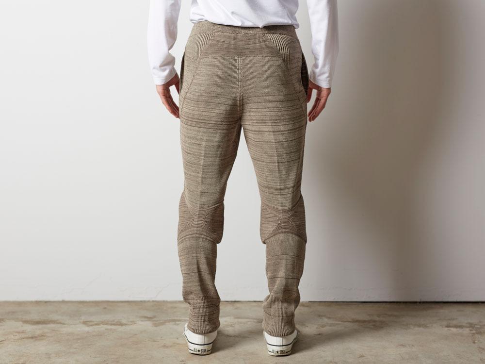 WG Stretch Knit Pant #3 L Grey4