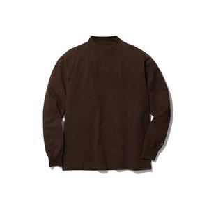 Heavy Cotton Mockneck L/S Tshirt