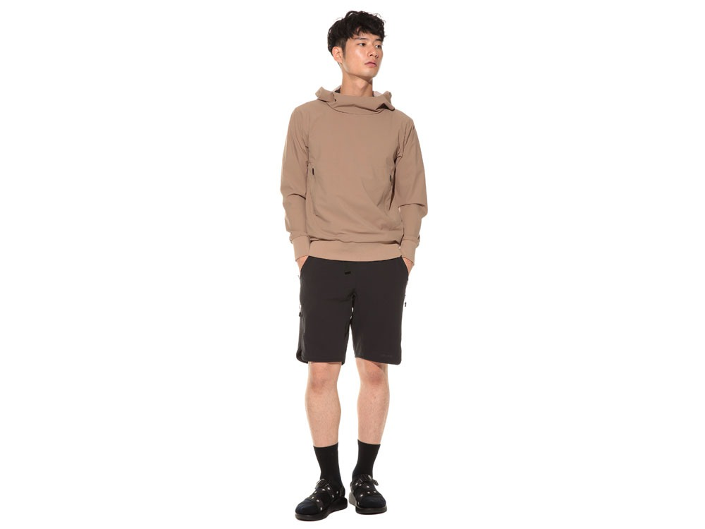 DWR Comfort Shorts 2 Grey1