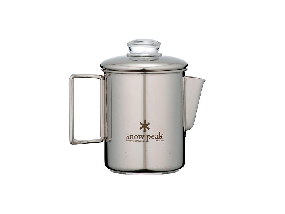 ステンパーコレーター 6カップ