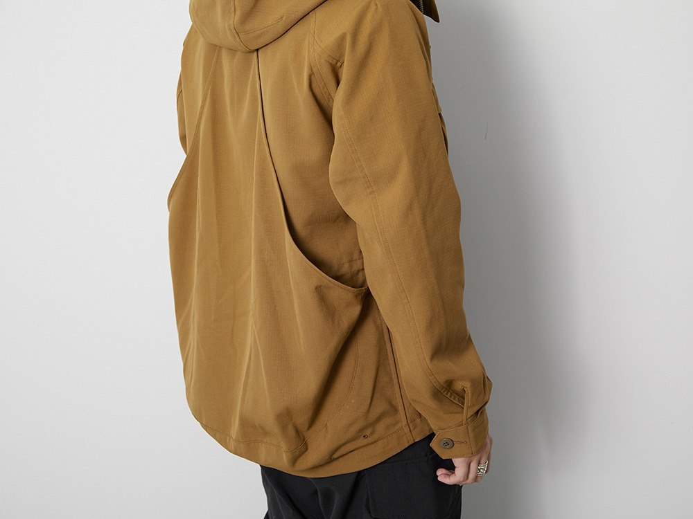 TAKIBI Jacket M Brown
