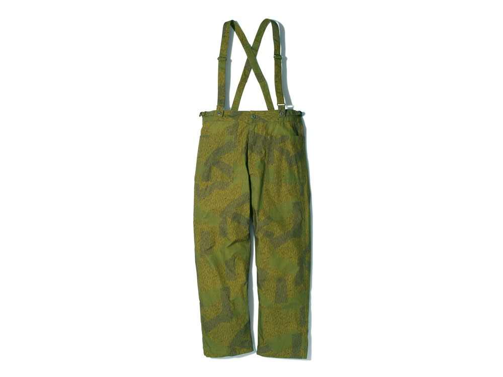 Printed Military Pants XXL Khaki0