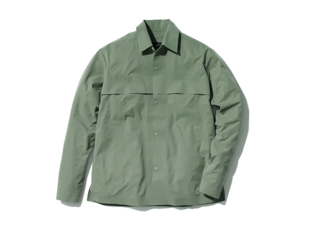 DRY&StretchShirt  S Sage0