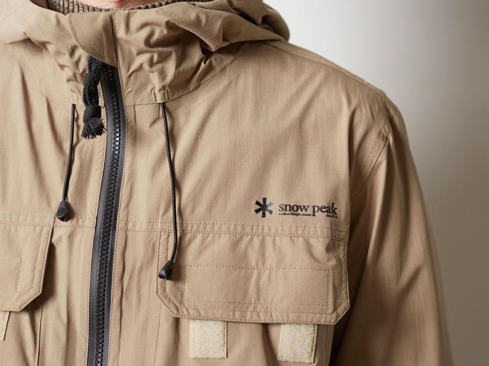Wind&Water Resistant Jacket 2 Olive8