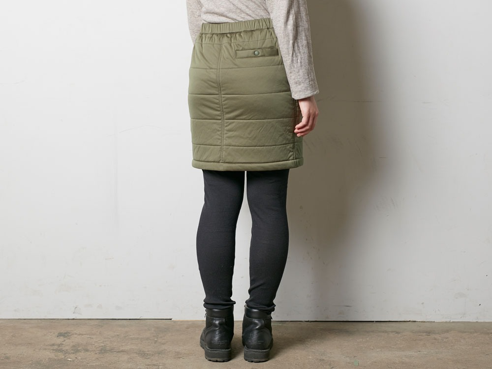 Flexible Insulated Skirt 2 Olive4