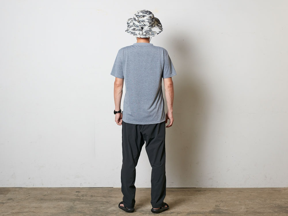 QuickDryTshirt/Contour XL M.grey3