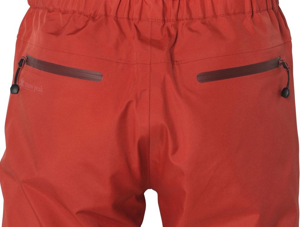 3L Rain Pants XXL Red3