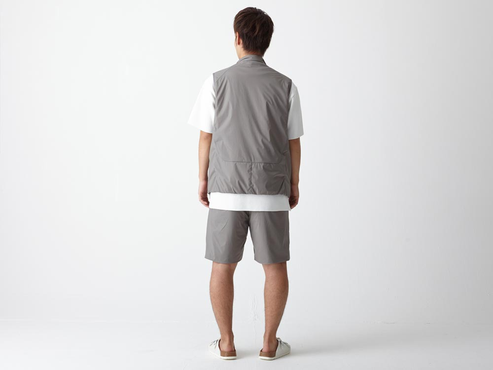 2LOcta Insulated Vest L Olive3
