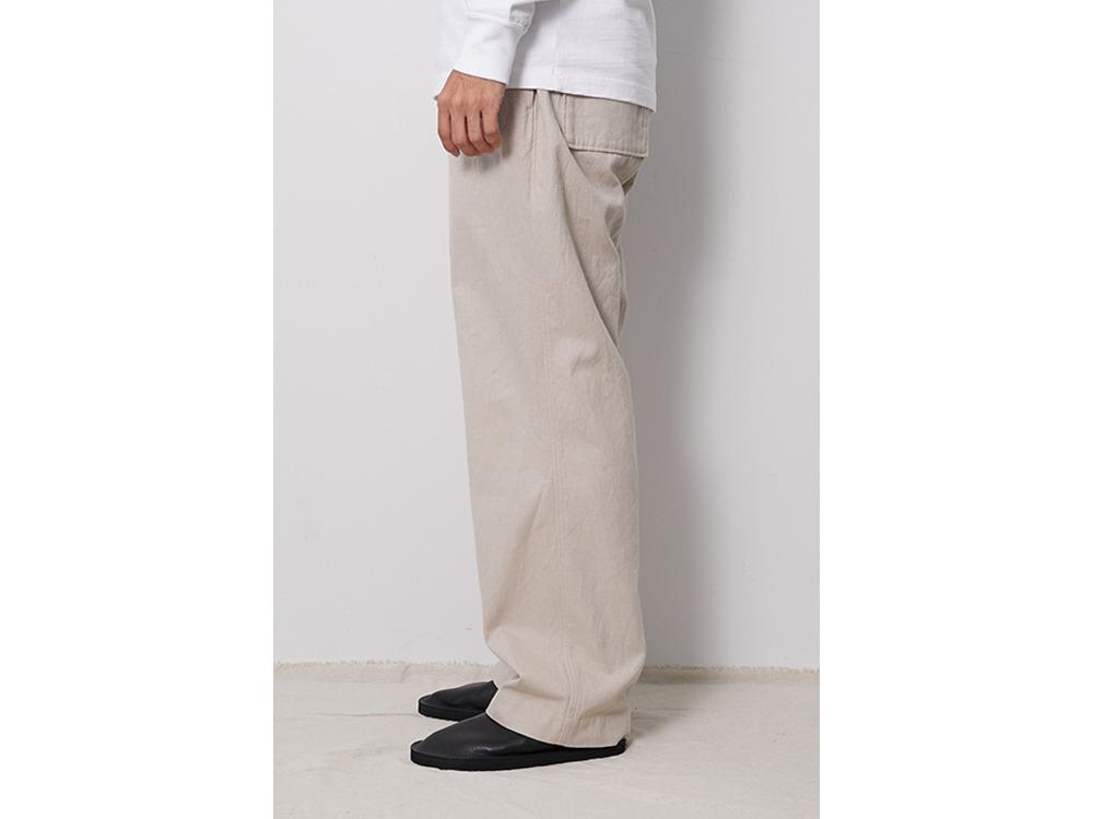 C/L Panama Easy Pants M BlackCheck