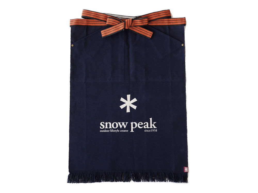 Snow Peak Apron5