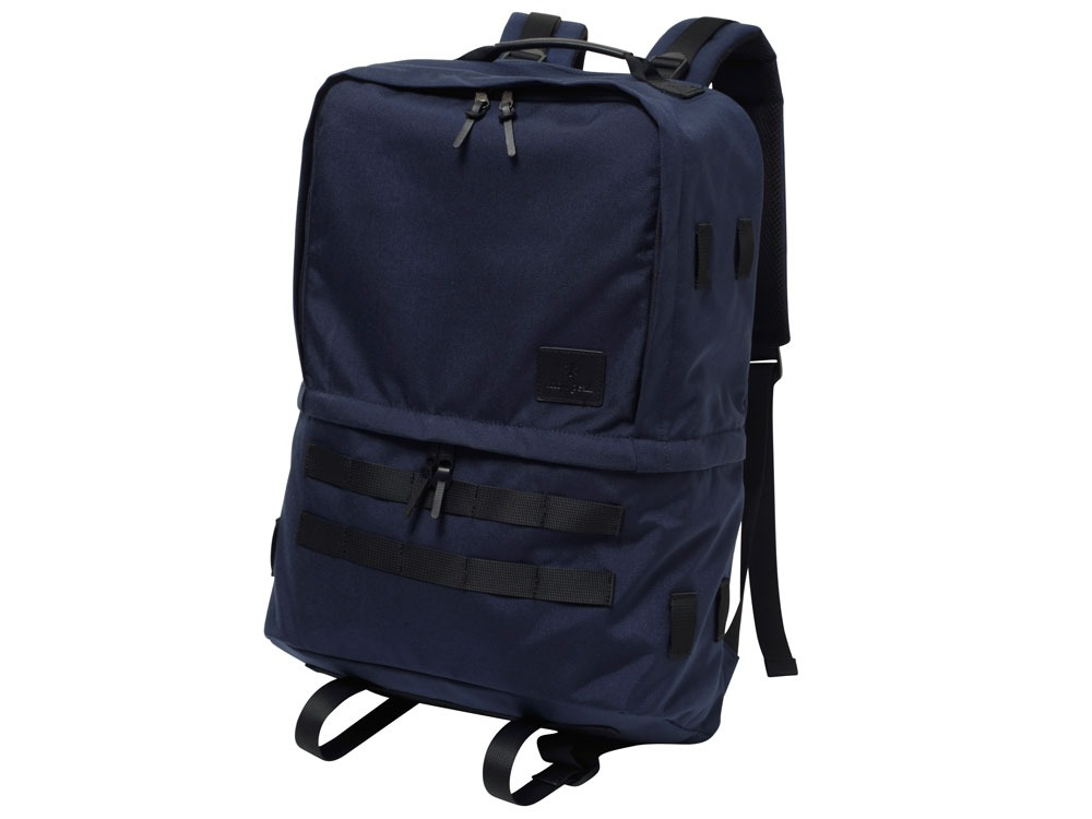 Day Camp System Backpack ONE D.Navy0