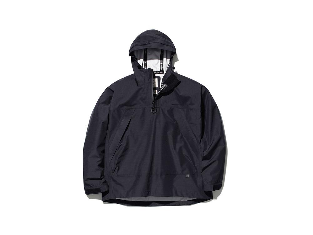 FR 3L Rain Pullover L Black