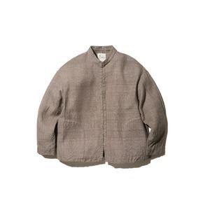 Hand-woven Wild Silk Jacket