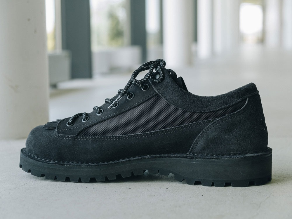 W'S DANNER FIELD LOW SP 7H Black