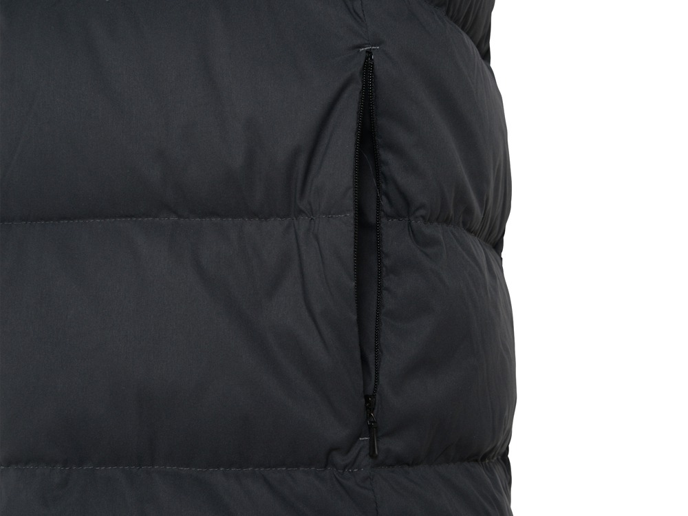 Pillow Down Hoodie S Black5