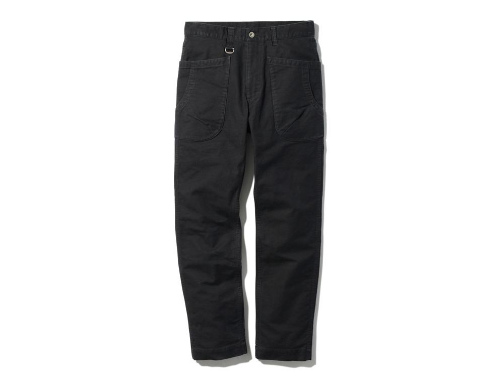 TAKIBI Pants M Black0