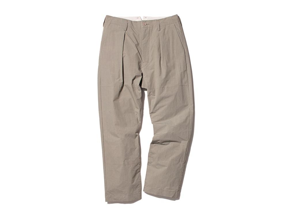 Proof Canvas Pants M Beige