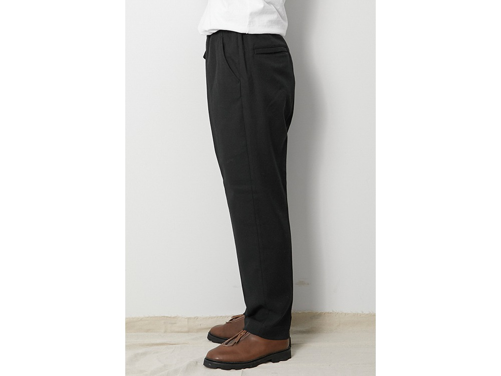 Pe Serge Pants S Black