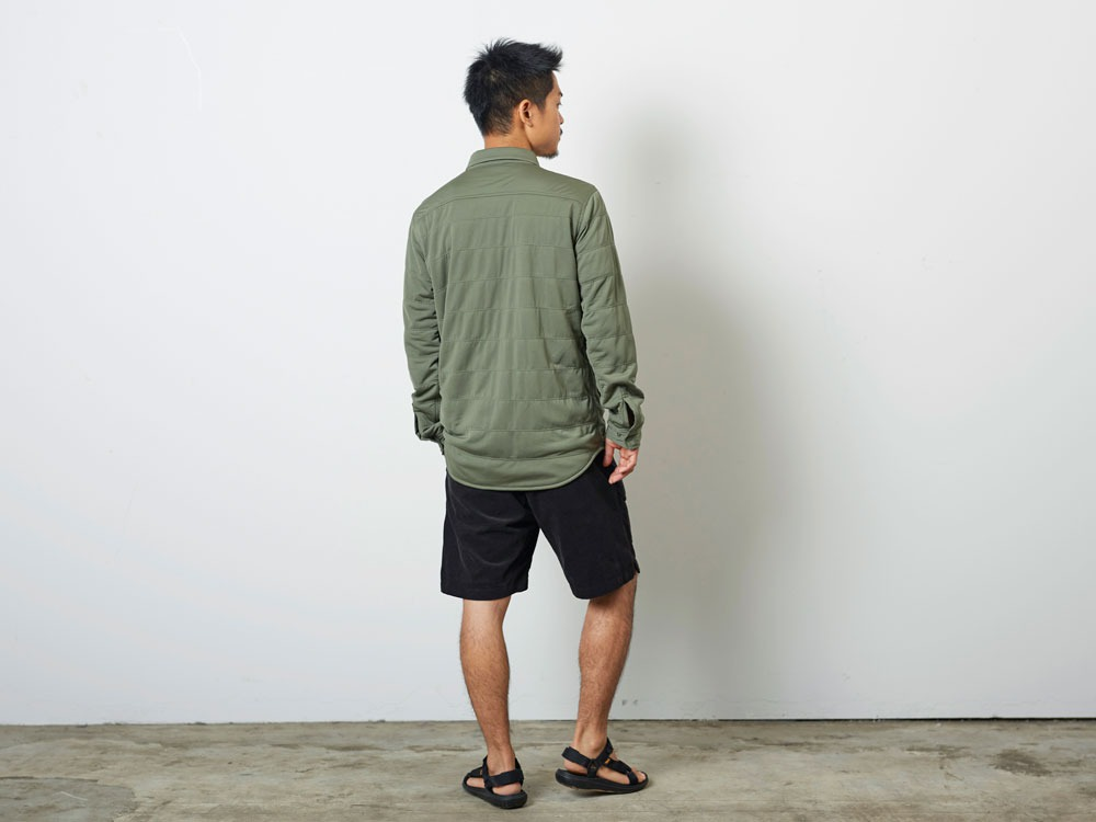 FlexibleInsulatedShirt XXL Olive3
