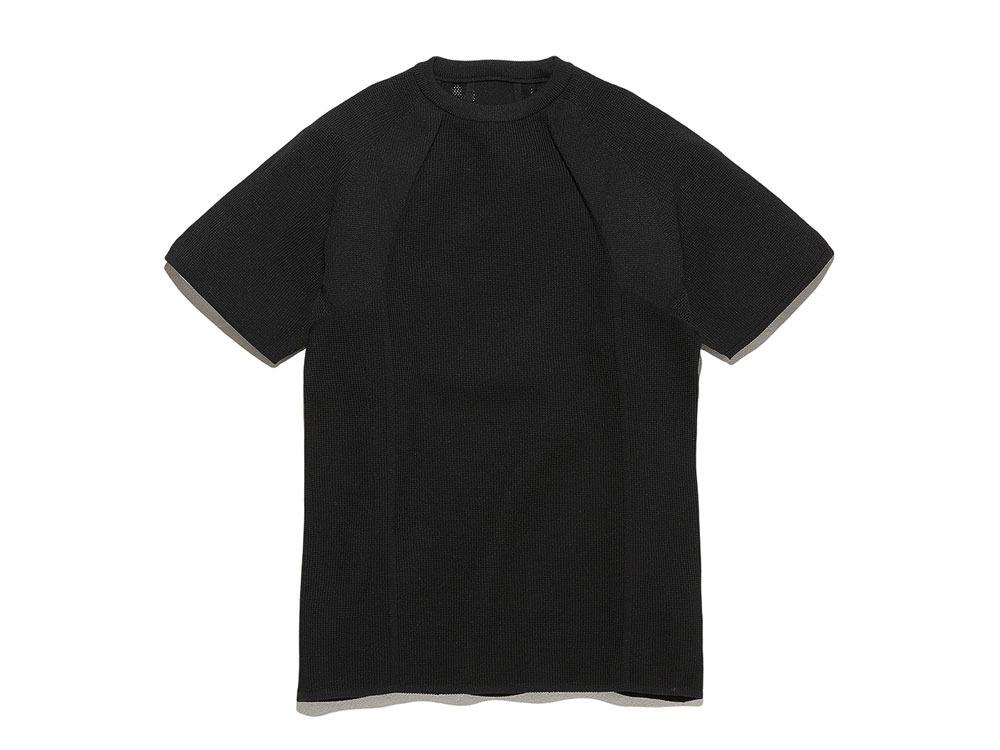 WGStretchKnitPullover 1 Black0