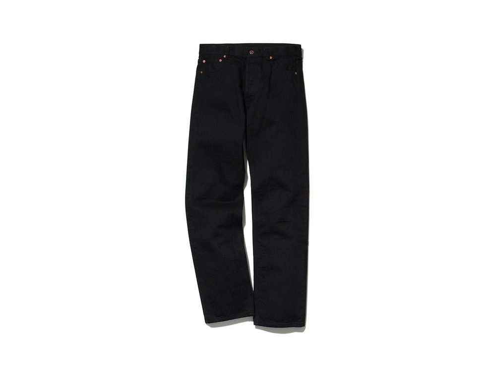 W's Selvedge BK Jeans Re Fit 2(27) BK